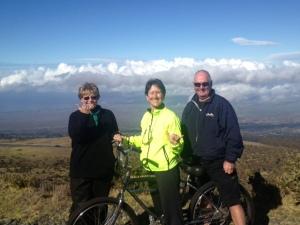 3 biyclist