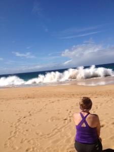 j beach