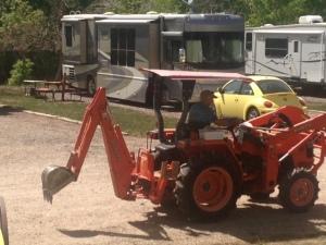 denny tractor