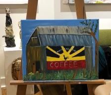 painting barn